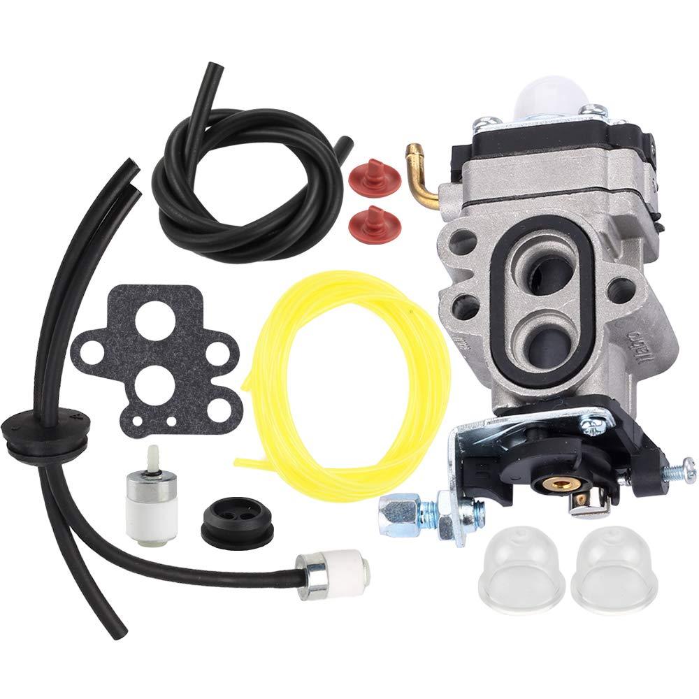 Hayskill WYA-1-1 Carburetor for Redmax BCZ3060TS EZ25005 BCZ2400S BCZ2500 GZ25N23 GZ25N14 BCZ2600S BCZ2600SU BCZ2600SW BCZ2500S BCZ2460S BCZ2600 Trimmer Brush Cutter Blower by Hayskill