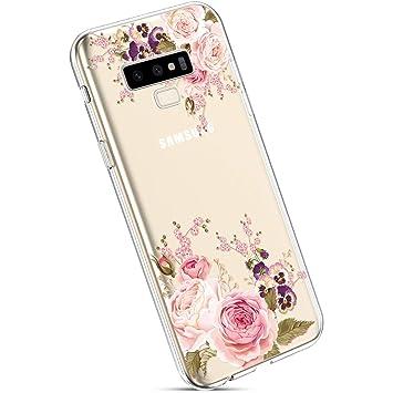 YSIMEE Compatible con Fundas Samsung Galaxy Note 9 Estuches,Fundas ...