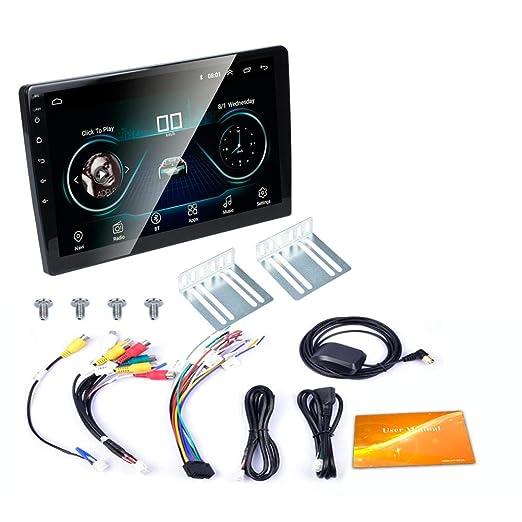 iBàste Universal Car Radio 9 Pulgadas Bluetooth Mp5 Reproductor ...