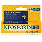 Neosporin Pain Relief Ointment,0.50 oz