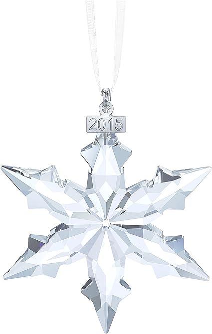 Amazon.com: SWAROVSKI Annual Edition 2015 Crystal Star Ornament ...