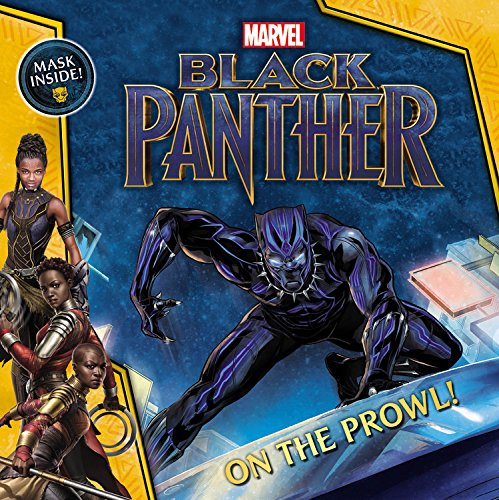 MARVEL's Black Panther: On the Prowl! (Marvel Black Panther) -