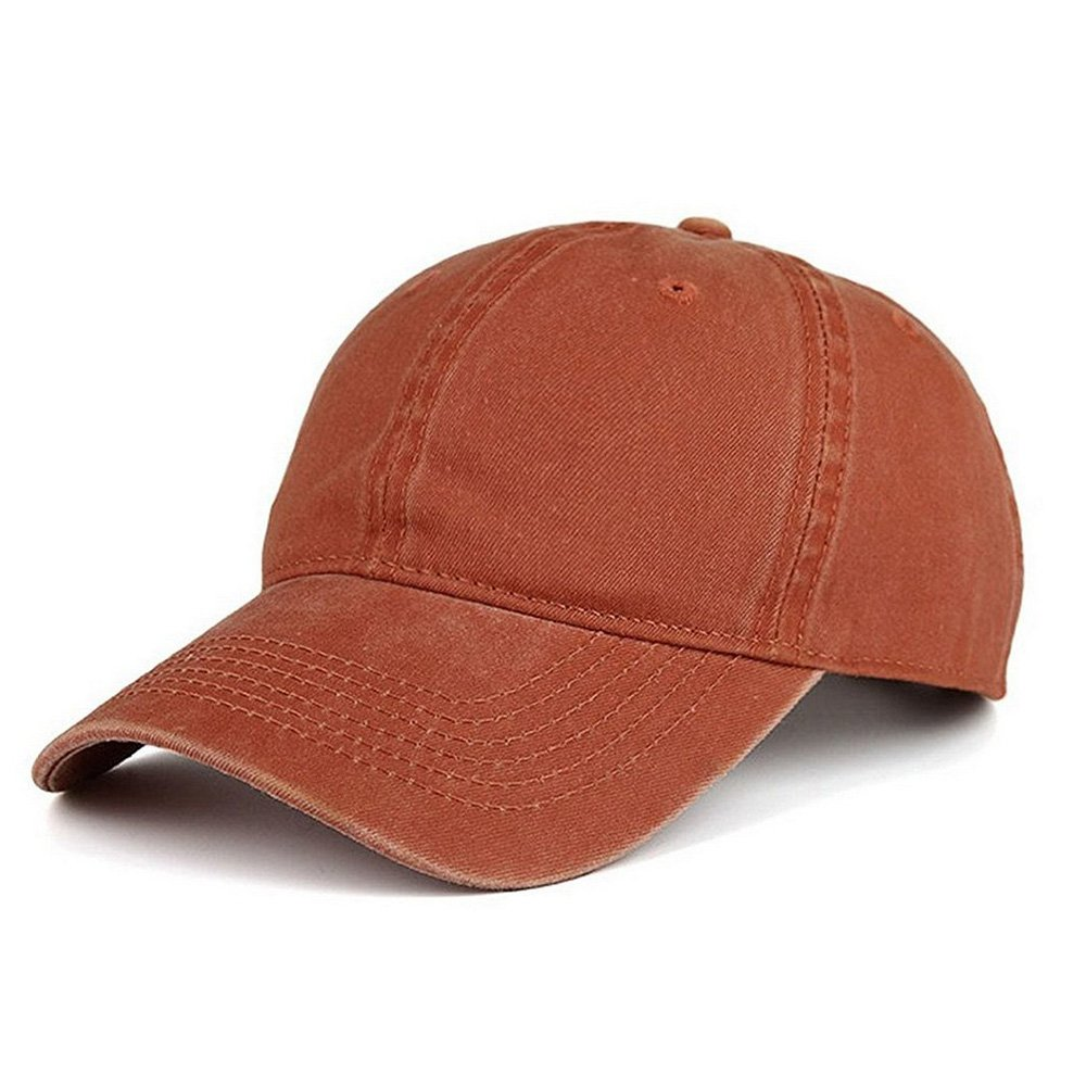 LIXYIT HAT ユニセックスアダルト メンズ ボーイズ ガールズ レディース B078WBK7Y6 オレンジ オレンジ