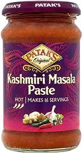 Patak's Original Kashmiri Masala Paste (295g) - Pack of 6