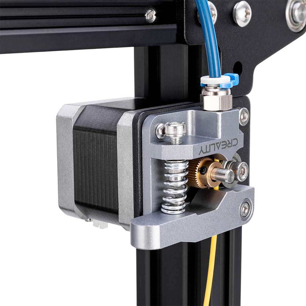 0.4mm Nozzle,12V 40W Tresbro Assembled MK8 Extruder Hot End Kit Original Replacement Parts for Creality CR-10 CR-10S S4 S5 3D Printer 1.75mm Filament