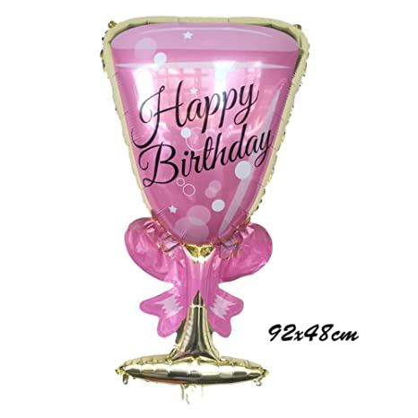 LIUUWO Balloon Feliz 30 cumpleaños Decoración de Fiesta ...