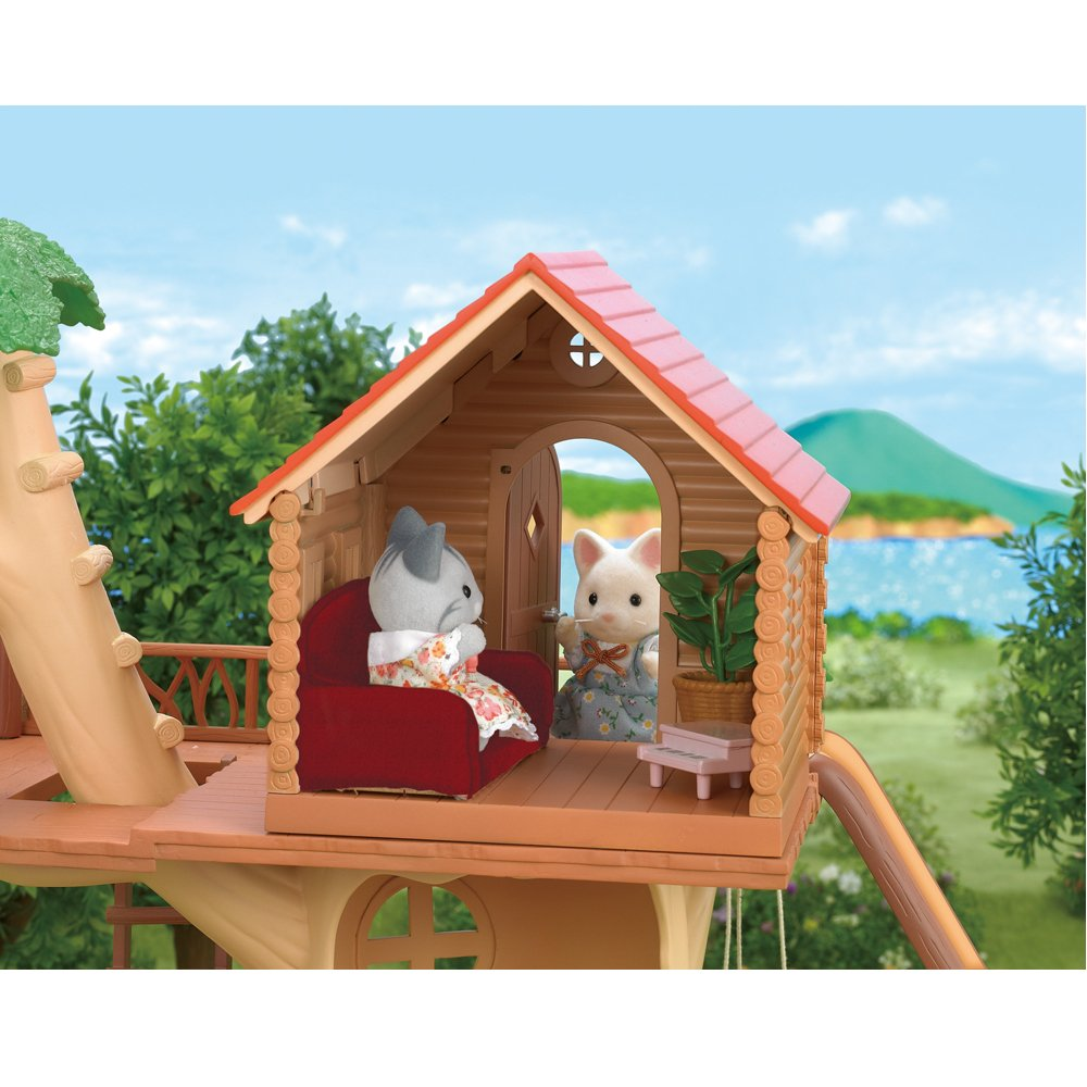 Calico Critters Adventure Treehouse Gift Set International Playthings CC2067