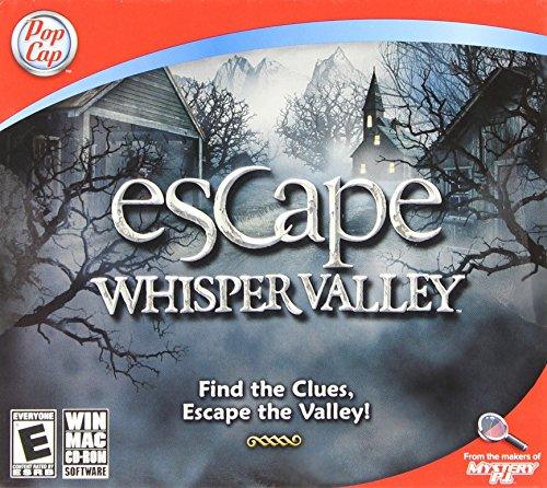 Escape Whisper Valley- PC and Mac compatible -