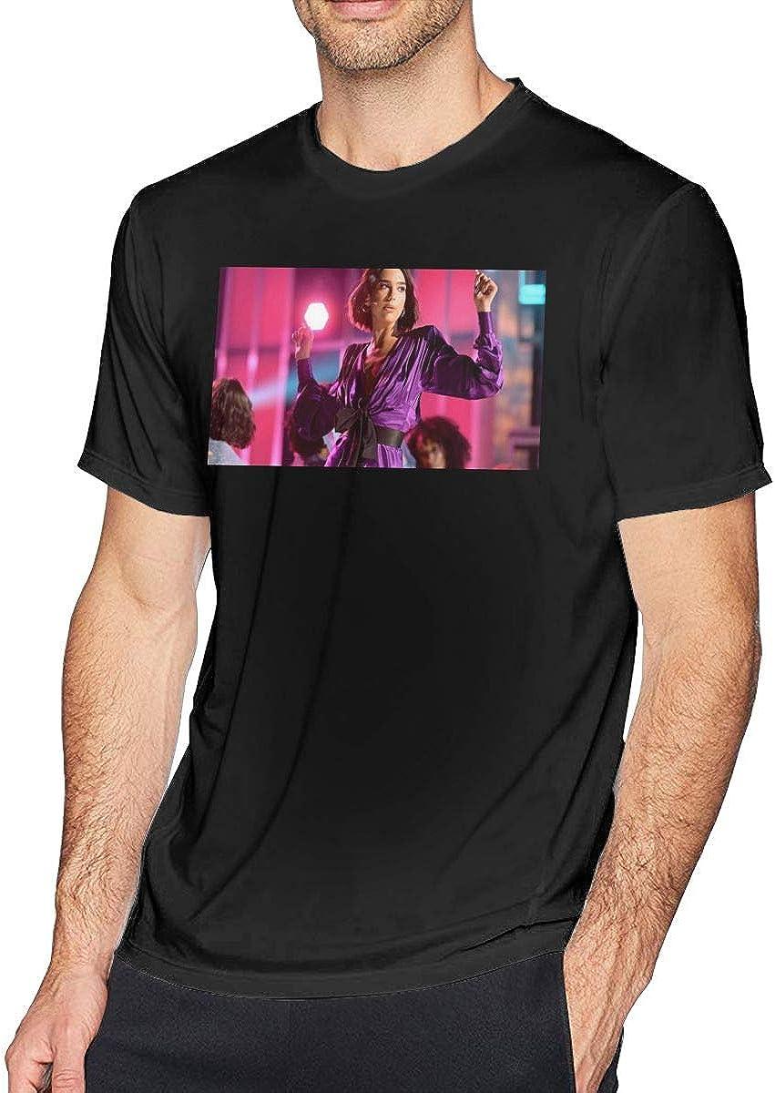 Fhaurtke Dua Lipa Future Nostalgia Mens Fashionable Tshirt