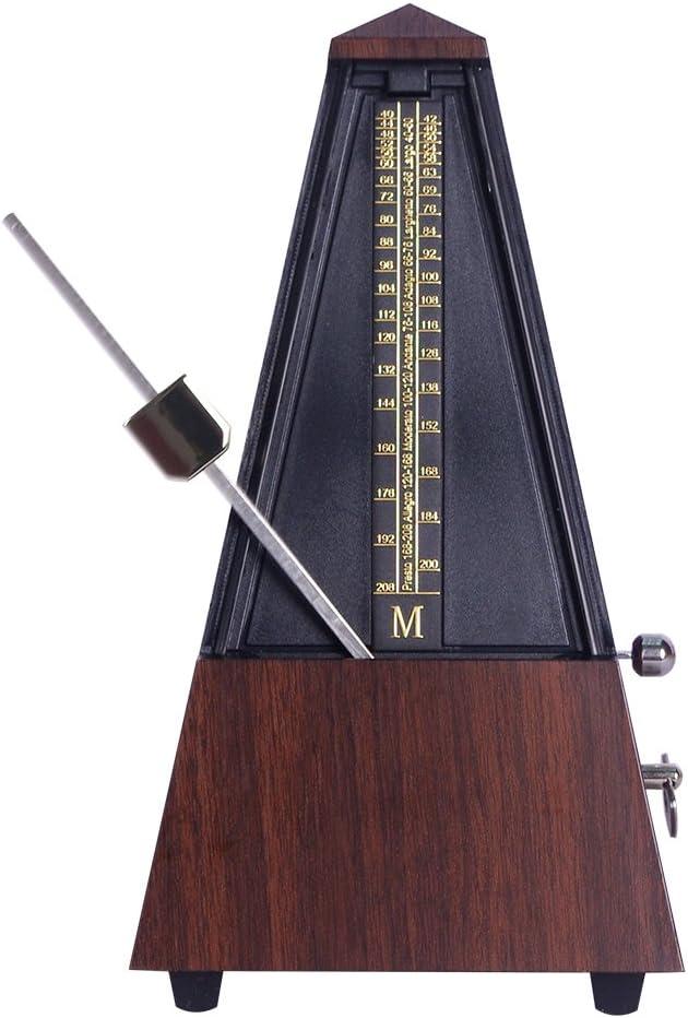 Teak IronTree Mechanical Metronome with Free Bag