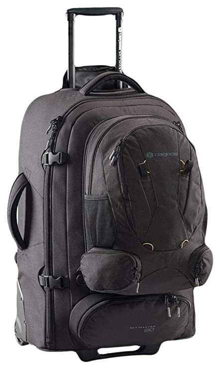 Caribee Men WomenCasual Daypack black 80 litres  Amazon.co.uk  Luggage 16f07f52bf360