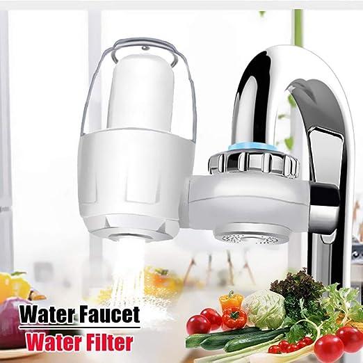 Filtro de desinfección Kitchen grifos reemplazo del Filtro Lavable ...