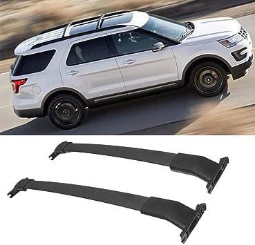 Fit for 2012-2016 Honda CRV Roof Rack Cross Bar OE Style Bars Black Mount Bolt