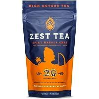 Zest Tea Té Energético Premium, Alternativa Tradicional Natural