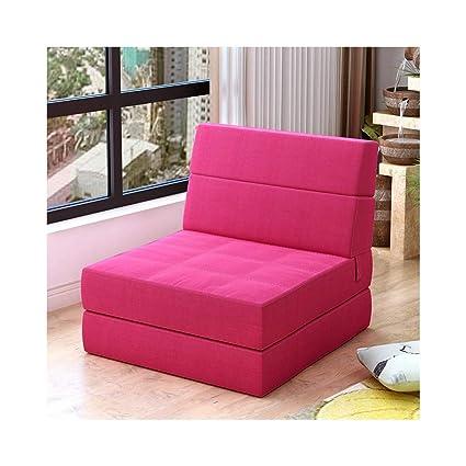 Lazy couch Jun Sofá de Tela Sofá Cama Sofá Cama Sofá ...