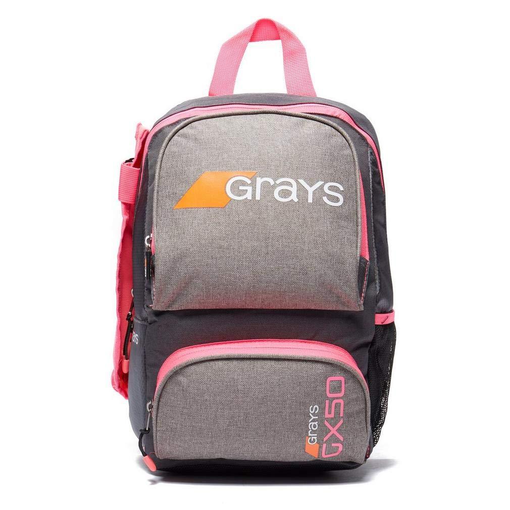 GRAYS GX50 - Mochila de Color Gris y Rosa (2018/19), Gris y Rosa