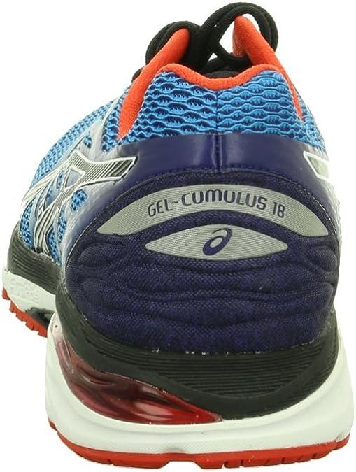 Asics Gel Cumulus 18 Zapatillas para Correr - 40.5: Amazon.es: Zapatos y complementos