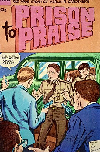 1974 - Logos Int'l - Prison To Praise - Comic Book - Collectible