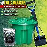 Cove Products K9 Kennels Dog Pet Waste Management System