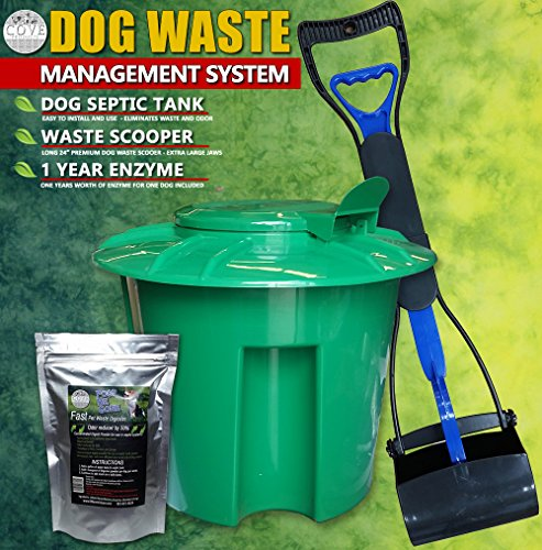 K9 Kennels Dog Pet Waste Management System Dog Waste System