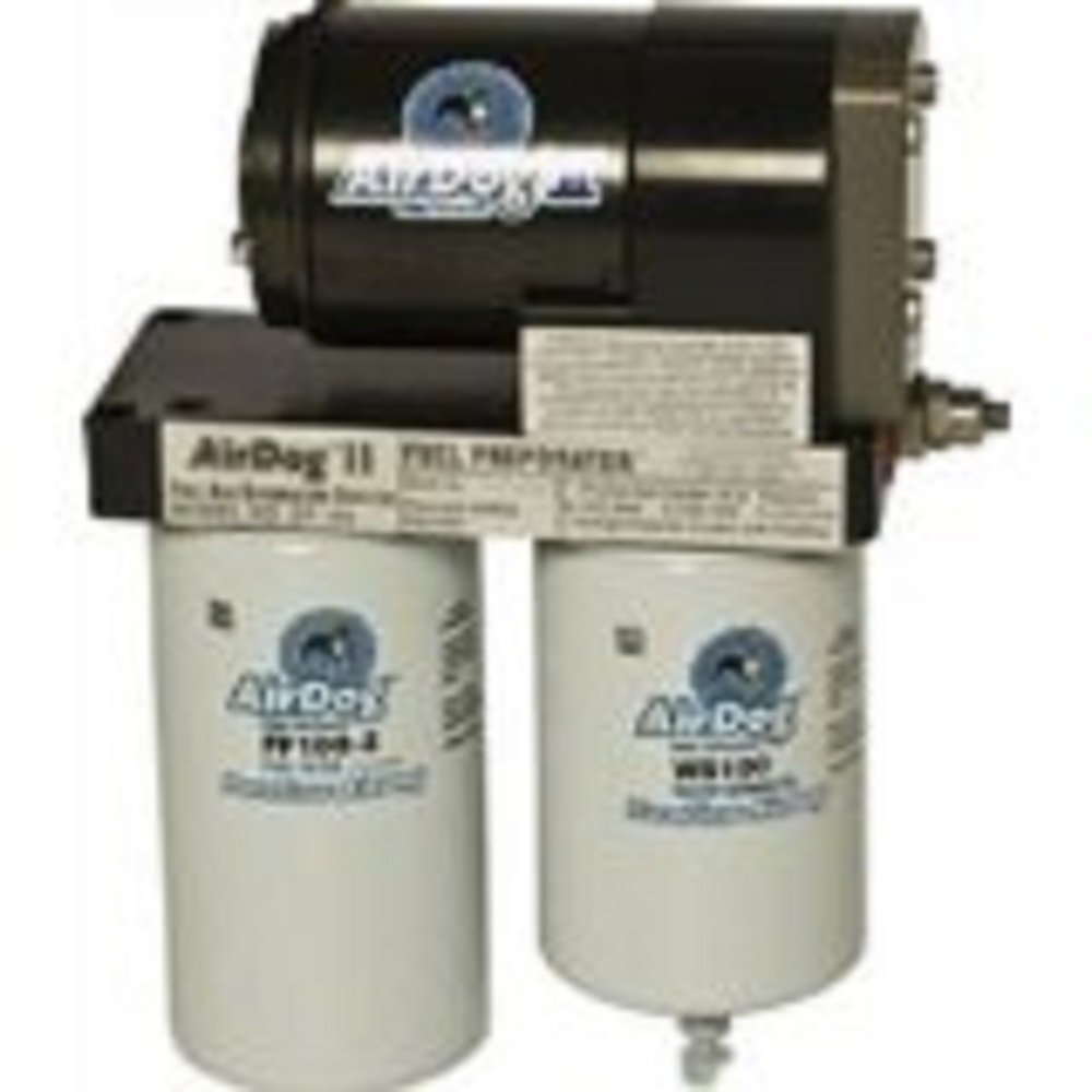 Airdog 66 66l Duramax Diesel 100 Gph Lift Pump Filter 2010 Chevy Fuel Location 2001 A4spbc085 Automotive