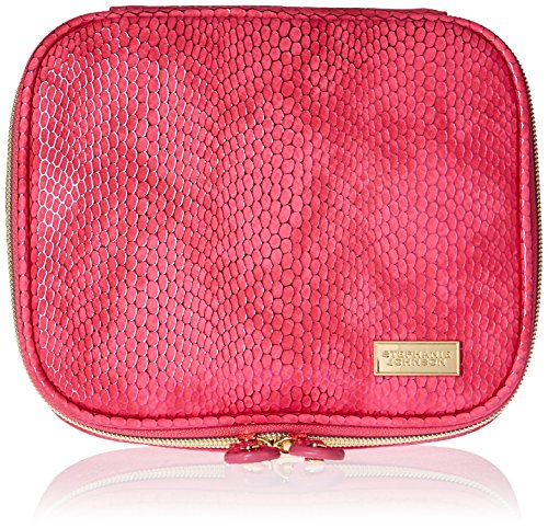 Stephanie Johnson Women's Havana Sherine Large Jewelery Case, Pink