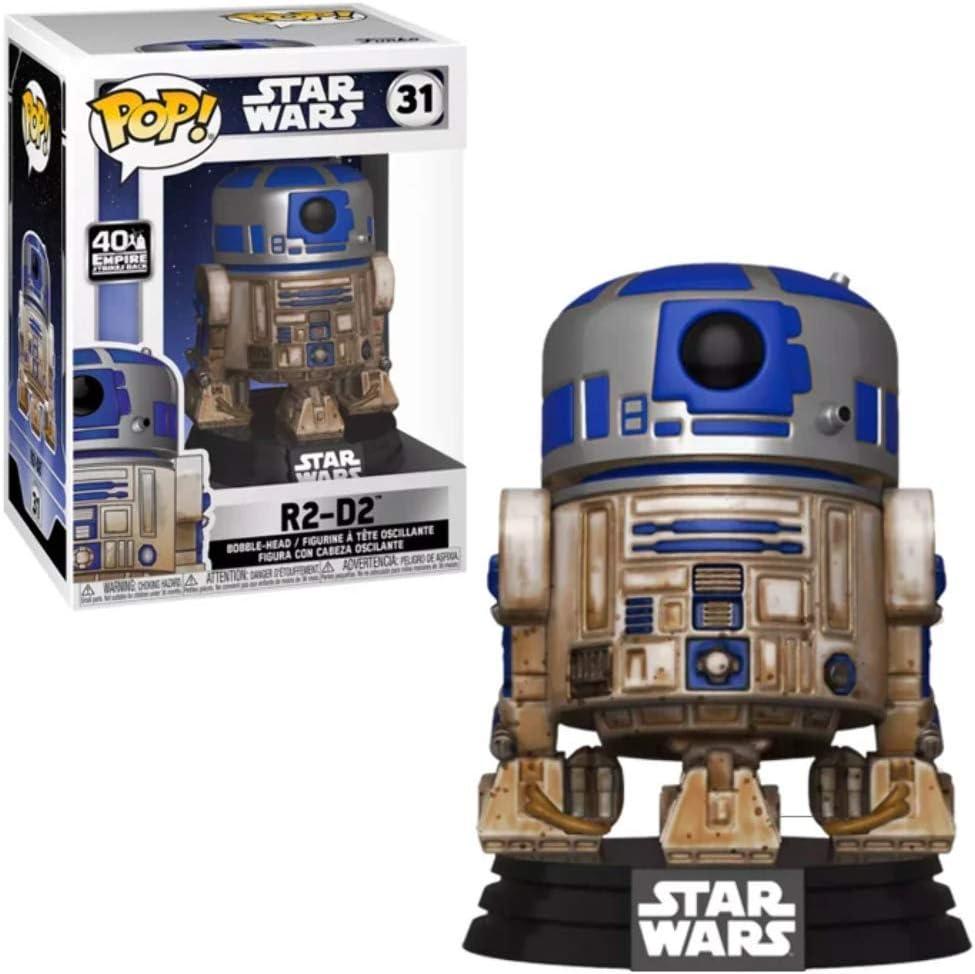 R2-D2 Futura Star Wars Vinyl with Protector US Exclusive Pop