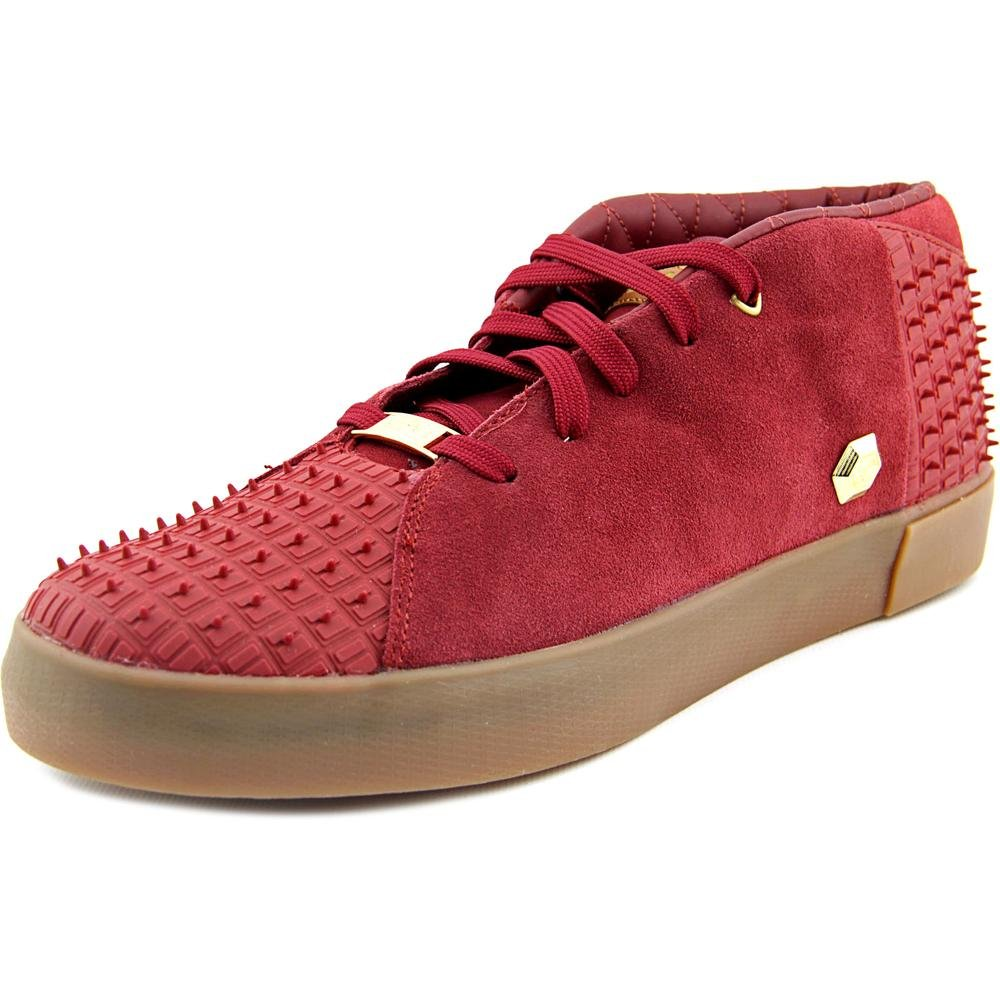Nike Herren Lebron Xiii Lifestyle Basketballschuhe, Talla  43 EU|Multicolore - Rojo / Marr贸n (Team Red / Mtllc Gold-gm Md Brwn)