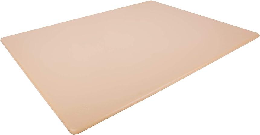 Green Browne Foodservice PER1824MG 24-Inch X 18-Inch Polyethylene Cutting Board