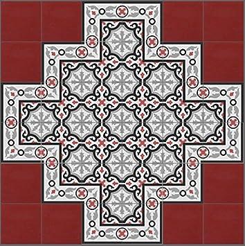 Bunte Bodenfliesen Spanische Fliesen Zement Fußboden Wohnraum - Spanische fliesen kaufen