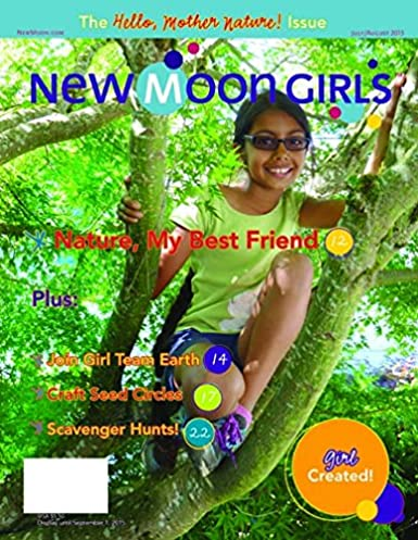 New Moon Girls Magazine