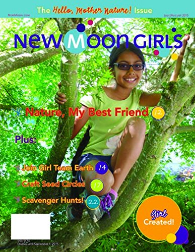 New Moon - New Moon Magazine