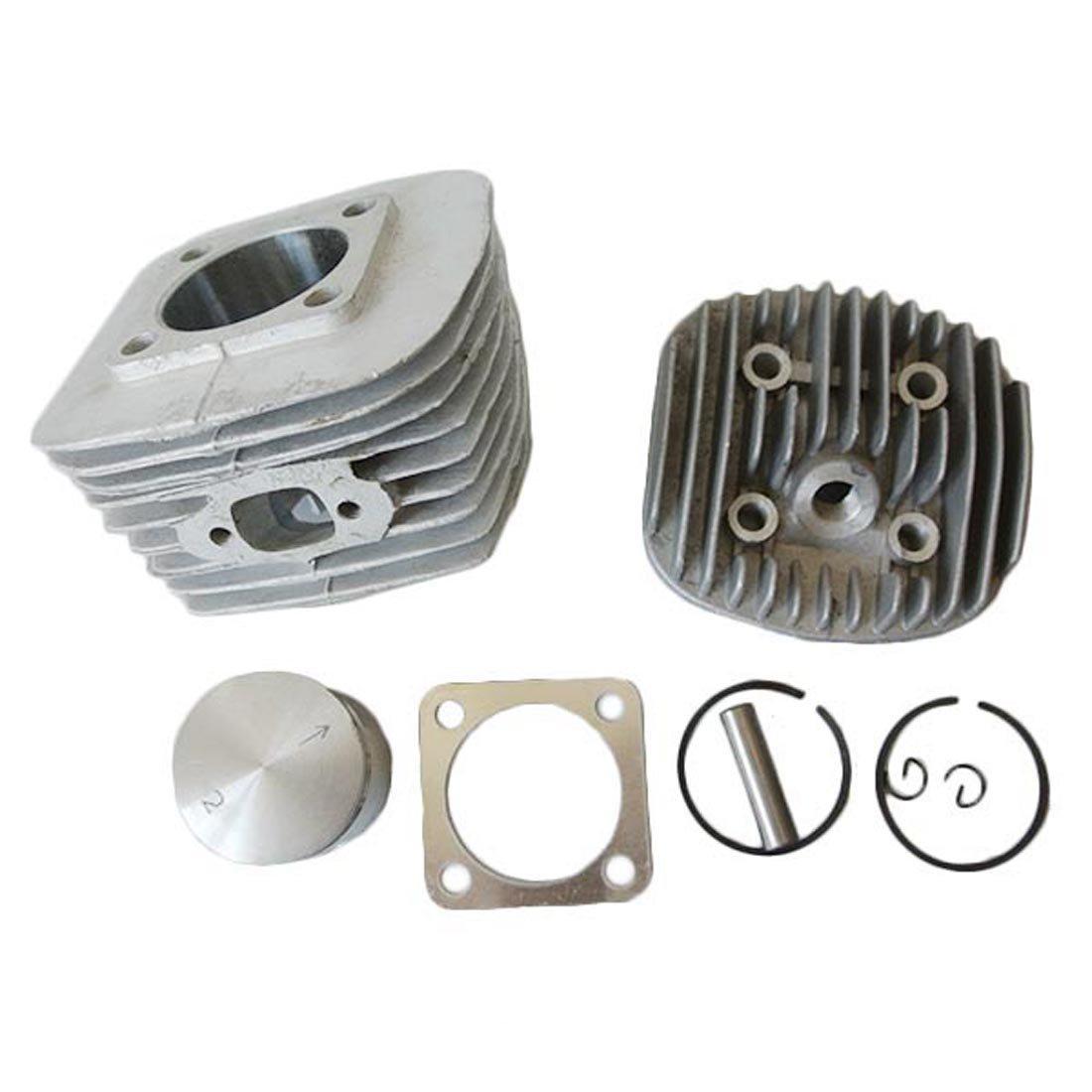sthus Cylinder Kit& Piston &Piston Ring Fit 80cc 2 Stroke Engine Motorized Bicycle