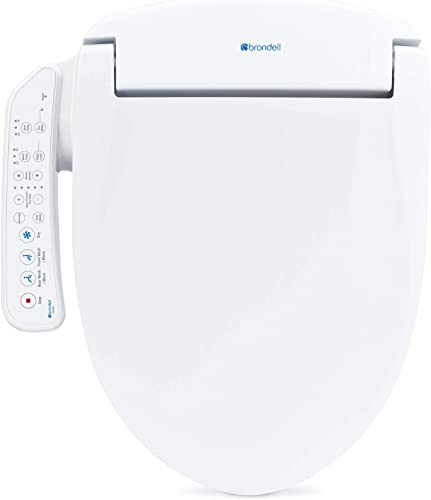 Brondell Swash SE400 Seat, Fits Elongated Toilets