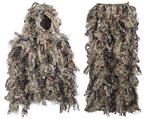 Woodland Camouflage Suit - 5