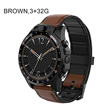 Promise2134 V9 4G Smart Watch Phone Android 7.1 con GPS 5MP ...