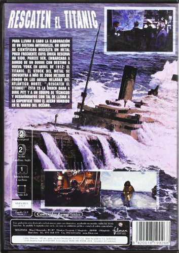 Raise the Titanic [ NON-USA FORMAT, PAL, Reg.2 Import - Spain ]