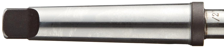 Alvord Polk 655-H High-Speed Steel Construction Reamer Taper Shank Size: 1-1//2 3768 Uncoated Finish Left Hand Spiral Flute