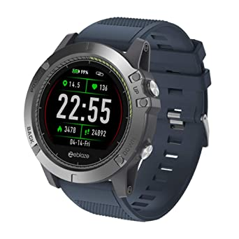 Amazon.com: Star_wuvi Smart Watch Phone Sports Men ...