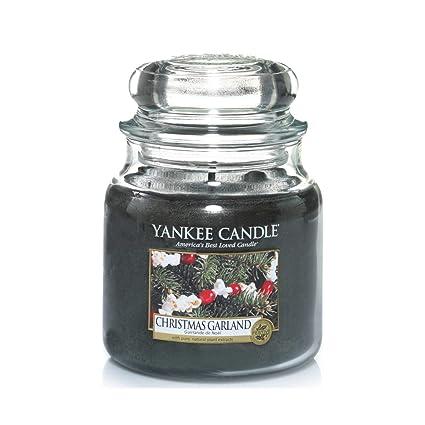 Yankee Candle Christmas Garland Jar Candle Medium