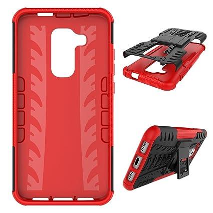 XINYUNEW Funda Huawei Nova Plus, 360 Grados Protective+Pantalla de Vidrio Templado Caso Carcasa Case Cover Skin móviles telefonía Carcasas Fundas para ...
