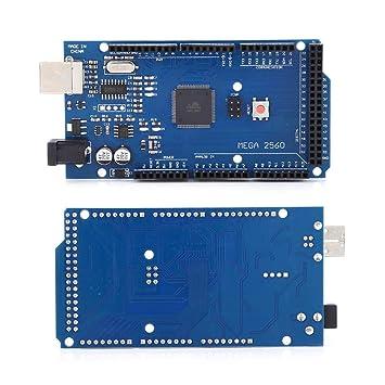 Tangxi Kit de Placa Base de Impresora 3D, 1 * RAMPS 1.4 Board/1 ...