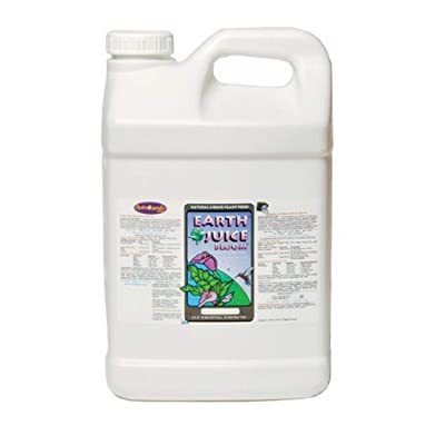 HydroOrganics HOJ00401 Earth Juice Bloom, 2-1/2-Gallon : Plant Germination Kits : Industrial & Scientific