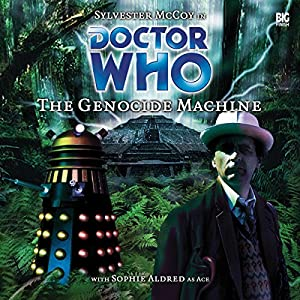 Doctor Who - The Genocide Machine Audiobook