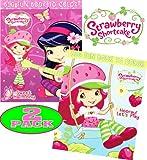 Best Strawberry Shortcake Friends Paper Dolls - Strawberry Shortcake® Coloring and Activity Book Set Review