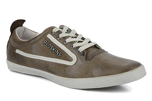 Redskins - Zapatillas de Deporte de lona Hombre: Amazon.es: Zapatos y complementos