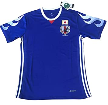 huge selection of 092f0 67917 2017 2018 Japan National Football Team Home Soccer Jersey ...
