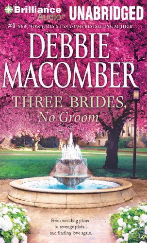 Three Brides, No Groom by Brilliance Audio