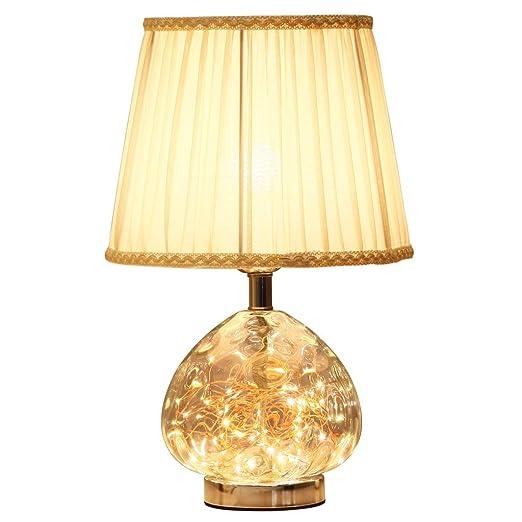Lámparas de escritorio Nordic dormitorio lámpara de mesa de noche ...