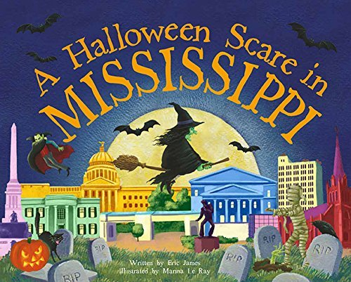 Halloween Scares Funny (A Halloween Scare in Mississippi by Eric James)